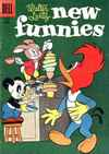 New Funnies #227 comic books - cover scans photos New Funnies #227 comic books - covers, picture gallery