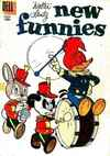 New Funnies #241 comic books for sale