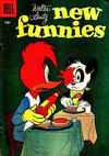 New Funnies #251 comic books - cover scans photos New Funnies #251 comic books - covers, picture gallery
