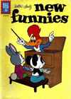 New Funnies #286 comic books - cover scans photos New Funnies #286 comic books - covers, picture gallery