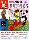 New Funnies comic books