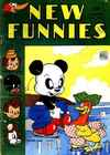New Funnies #95 comic books - cover scans photos New Funnies #95 comic books - covers, picture gallery