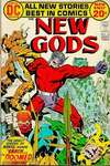 New Gods #10 comic books - cover scans photos New Gods #10 comic books - covers, picture gallery