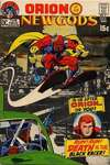 New Gods #3 comic books - cover scans photos New Gods #3 comic books - covers, picture gallery