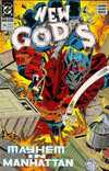 New Gods #14 comic books - cover scans photos New Gods #14 comic books - covers, picture gallery