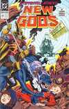 New Gods #22 comic books - cover scans photos New Gods #22 comic books - covers, picture gallery