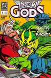 New Gods #4 comic books - cover scans photos New Gods #4 comic books - covers, picture gallery