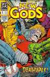 New Gods #6 comic books - cover scans photos New Gods #6 comic books - covers, picture gallery