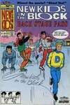 New Kids on the Block: Back Stage Pass #5 Comic Books - Covers, Scans, Photos  in New Kids on the Block: Back Stage Pass Comic Books - Covers, Scans, Gallery