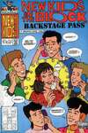 New Kids on the Block: Back Stage Pass #6 Comic Books - Covers, Scans, Photos  in New Kids on the Block: Back Stage Pass Comic Books - Covers, Scans, Gallery