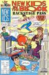 New Kids on the Block: Back Stage Pass #7 Comic Books - Covers, Scans, Photos  in New Kids on the Block: Back Stage Pass Comic Books - Covers, Scans, Gallery