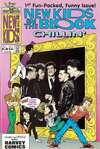 New Kids on the Block: Chillin comic books