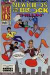 New Kids on the Block: Chillin #2 Comic Books - Covers, Scans, Photos  in New Kids on the Block: Chillin Comic Books - Covers, Scans, Gallery
