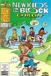 New Kids on the Block: Chillin #3 Comic Books - Covers, Scans, Photos  in New Kids on the Block: Chillin Comic Books - Covers, Scans, Gallery