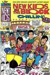 New Kids on the Block: Chillin #4 Comic Books - Covers, Scans, Photos  in New Kids on the Block: Chillin Comic Books - Covers, Scans, Gallery