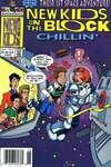 New Kids on the Block: Chillin #5 Comic Books - Covers, Scans, Photos  in New Kids on the Block: Chillin Comic Books - Covers, Scans, Gallery