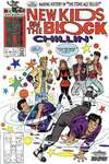 New Kids on the Block: Chillin #6 Comic Books - Covers, Scans, Photos  in New Kids on the Block: Chillin Comic Books - Covers, Scans, Gallery