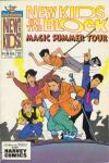 New Kids on the Block: Magic Summer Tour Comic Books. New Kids on the Block: Magic Summer Tour Comics.