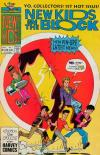 New Kids on the Block comic books