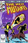 New Mutants #1 comic books - cover scans photos New Mutants #1 comic books - covers, picture gallery