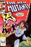 New Mutants #13 comic books - cover scans photos New Mutants #13 comic books - covers, picture gallery