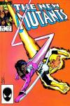 New Mutants #17 comic books - cover scans photos New Mutants #17 comic books - covers, picture gallery