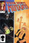 New Mutants #23 comic books - cover scans photos New Mutants #23 comic books - covers, picture gallery