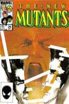 New Mutants #26 comic books - cover scans photos New Mutants #26 comic books - covers, picture gallery