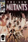 New Mutants #28 comic books - cover scans photos New Mutants #28 comic books - covers, picture gallery