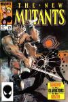 New Mutants #29 comic books - cover scans photos New Mutants #29 comic books - covers, picture gallery