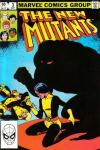 New Mutants #3 Comic Books - Covers, Scans, Photos  in New Mutants Comic Books - Covers, Scans, Gallery