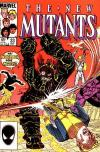 New Mutants #33 cheap bargain discounted comic books New Mutants #33 comic books