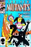 New Mutants #35 comic books - cover scans photos New Mutants #35 comic books - covers, picture gallery