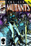 New Mutants #36 comic books - cover scans photos New Mutants #36 comic books - covers, picture gallery