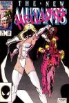New Mutants #39 comic books - cover scans photos New Mutants #39 comic books - covers, picture gallery