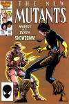 New Mutants #41 comic books - cover scans photos New Mutants #41 comic books - covers, picture gallery