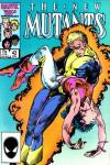 New Mutants #42 comic books - cover scans photos New Mutants #42 comic books - covers, picture gallery