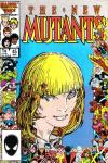 New Mutants #45 comic books - cover scans photos New Mutants #45 comic books - covers, picture gallery
