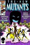 New Mutants #49 comic books - cover scans photos New Mutants #49 comic books - covers, picture gallery