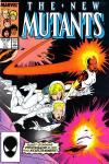 New Mutants #51 comic books - cover scans photos New Mutants #51 comic books - covers, picture gallery