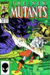 New Mutants #52 comic books - cover scans photos New Mutants #52 comic books - covers, picture gallery