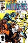 New Mutants #53 comic books - cover scans photos New Mutants #53 comic books - covers, picture gallery