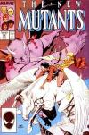 New Mutants #56 comic books - cover scans photos New Mutants #56 comic books - covers, picture gallery