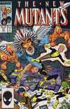 New Mutants #57 comic books - cover scans photos New Mutants #57 comic books - covers, picture gallery