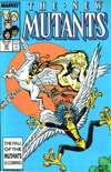 New Mutants #58 comic books - cover scans photos New Mutants #58 comic books - covers, picture gallery