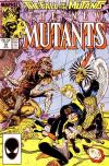 New Mutants #59 comic books - cover scans photos New Mutants #59 comic books - covers, picture gallery