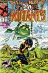 New Mutants #60 comic books - cover scans photos New Mutants #60 comic books - covers, picture gallery