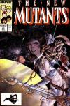 New Mutants #63 comic books - cover scans photos New Mutants #63 comic books - covers, picture gallery