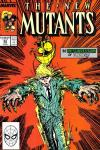 New Mutants #64 comic books - cover scans photos New Mutants #64 comic books - covers, picture gallery