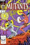 New Mutants #66 comic books - cover scans photos New Mutants #66 comic books - covers, picture gallery